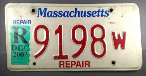 2002 Massachusetts