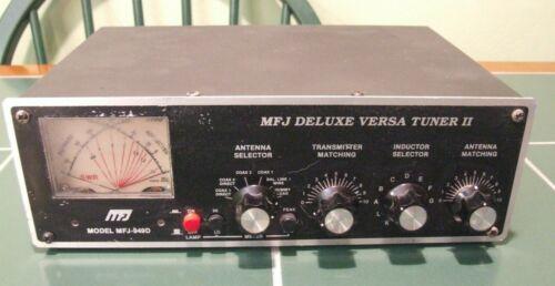 MFJ Deluxe Versa Tuner II MFJ-949D