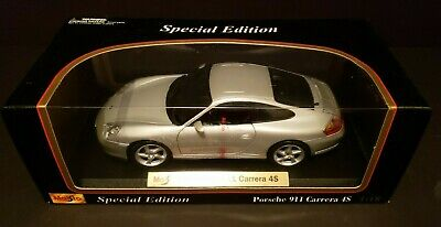 Maisto Porsche 911 Carrera 4S 1:18