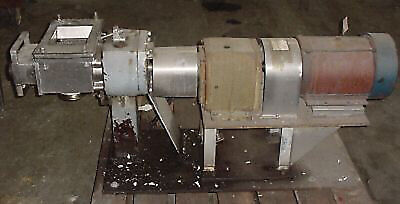 Apv Model 7000 Positive Displacement Pump-used