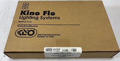 Kino-Flo 4Bank Ballast, Univ 230U (BAL-427-230U) BRAND NEW SEALED BOX Kino Flo 4-bank