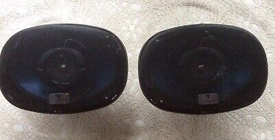 kenwood kfc - 6905 170w speakers 170w, used for sale  Shipping to South Africa
