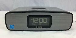 iHome Model iP90 AM/FM Alarm Clock Radio/iPhone/iPod Docking