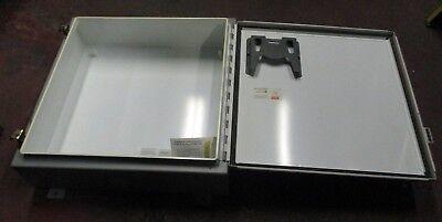 - HOFFMAN A-242406LP WALL MOUNT ENCL NEMA 12 (NEW)