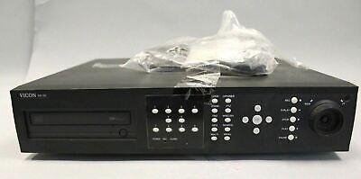 Vicon VDR-204-50CD 4-Channel DVR MPEG-2 Compression 500GB Recorder System GG8 Mpeg 2 Compression