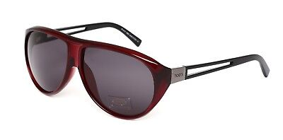 Tod's TO 44 69A Women's 100% UV Protection Burgundy Sunglasses 0447