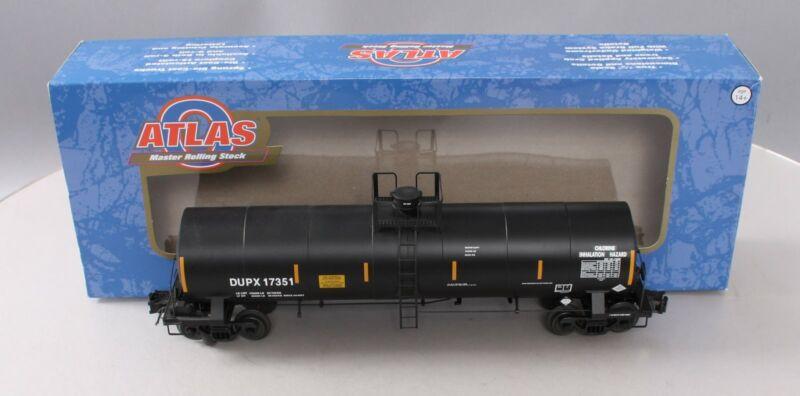 Atlas 3007204-2 O E.I. Dupont ACF 17,360 Gallon Tank Car #17351 [3Rail] EX/Box