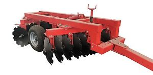 NEW HEAVY DISC PLOUGH Campania Southern Midlands Preview