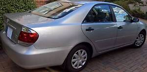 2004 Toyota Camry Sedan O'Malley Woden Valley Preview