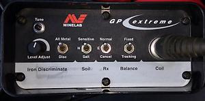 Minelab GP Extreme Gold Metal Detector with Extras Preston Darebin Area Preview