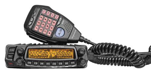 ANYTONE AT5888UV III TRI-BAND 144/220/440 VHF/UHF 50W AMATEUR MOBILE RADIO