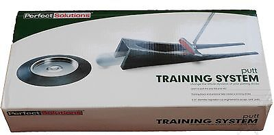 Perfect Solutions Golf Putt Training System Putting Greens Training Aid PS4131