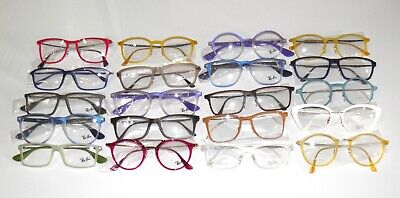 Rayban Authentic Eyeglasses 20 Pairs Lot Brand New Sale Lot (New Rayban Glasses)
