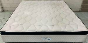 Good condition Pillow Top King size mattress only for sale #8