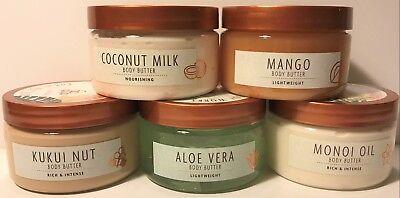 Aloe Body Milk - Bath & Body Works Body Butter Pick ~ Kukui Mango Coconut Milk Monoi Oil Aloe 4oz