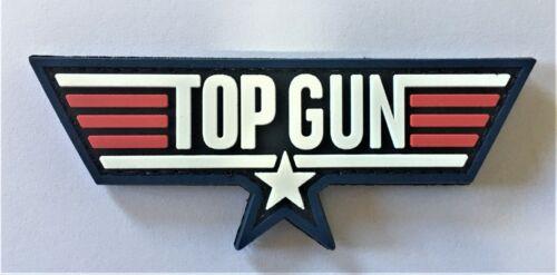 TOPGUN Movie PVC Patch Hook & Loop (Maverick Mitchell F-14 F-18 Miramar) 102