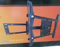 FULL MOTION SWIVELS AND PANS TV WALL MOUNT $115