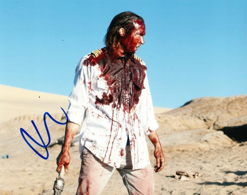 FRANK DILLANE SIGNED 8X10 PHOTO FEAR THE WALKING DEAD AUTOGRAPH COA A