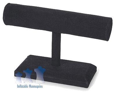 Bracelet Display Bar Black Velvet
