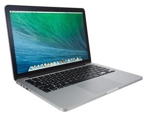 Macbook Pro intel core  i7 /4g/250g seulement a 899$