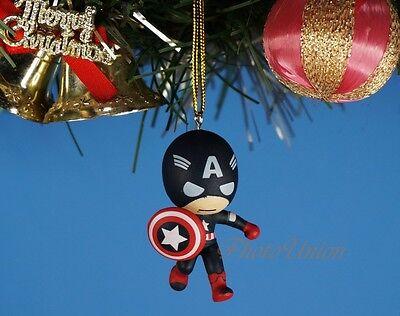 Dekoration WEIHNACHTEN Ornament Dekor Marvel Avengers Captain America *K1024_R ()