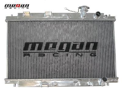MEGAN HIGH PERFORMANCE ALUMINUM RADIATOR FOR 94 01 ACURA INTEGRA ALL