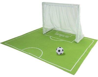 Soccer Field Hockey Sports Field W Net Goal For 18  American Girl Doll Accessory