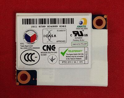 как выглядит PCMCIA модем TOSHIBA SATELLITE  L305D MODEM MODULE   V000140410 6028B0000312 фото