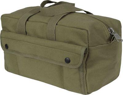 Rothco Olive Drab Heavyweight G.I. Type Mechanics Standard Tool Bag - #9181