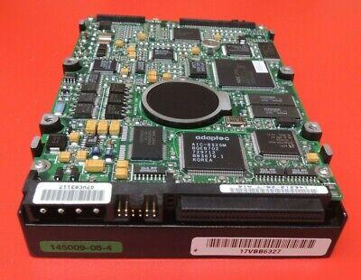 Micropolis 4343WS SCSI 2 Interno 3.5 Duro Disk Unidad Sampler Yamaha Akai Apple, usado segunda mano  Embacar hacia Spain