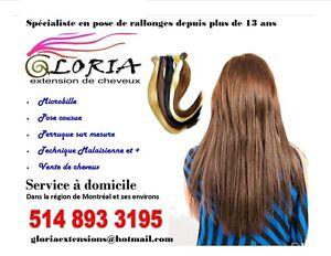 Spécialiste en rallonges :250$ Tout inclus cheveux et pose woww City of Montréal Greater Montréal image 1