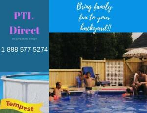 Swimming Pools Salt Friendly and Steel Pools Manufacture Direct.  Guaranteed Best Price! or we will Beat it!