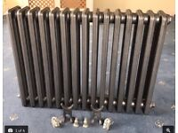 Cast radiator in leicestershire plumbing central heating for clyde windsor cast iron radiator 680mmh x 880mmw freerunsca Images