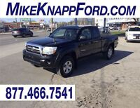 2010 Toyota Tacoma SR5 4X4 ACCESS CAB *Well Cared For