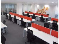 CALL CENTRE BENCH DESKS- WHITE BRAND NEW INCREDIBLE PRICE - SCREENS AVAILABLE