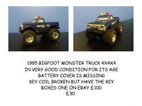 1980'S BIGFOOT 4X4X4