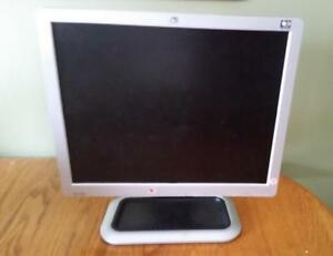"HP L1710 17"" monitor for sale"
