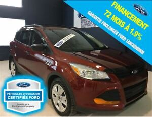 2014 Ford Escape SE 72 MOIS 1.9%