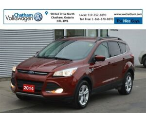 2014 Ford Escape Navigation Heated Seats Backup Camera