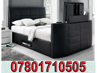 BED BRAND NEW ELECTRIC TV BED AND STORAGE 608