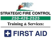 Strategic Fire Control First Aid Training Centre
