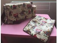 Cath Kidston Nappy Changing Bag