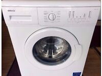 INDESIT - White , 6kg , A CLASS WASHING MACHINE + 3 Months Guarantee + FREE FITTING + LOCAL DELIVERY