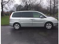 2007 CITROEN C8 AUTOMATIC 7 SEATER LOW MILES HPI CLEAR ZAFIRA TOURAN SHARAN GALAXY ALHAMBRA