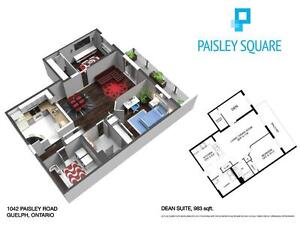 Make Paisley Square your new home today!