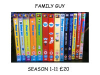 100'S OF DVDS BLURAYS BOXSETS