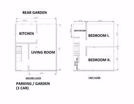 Spacious 2 Bedroom Detached House, Rochdale Kirkholt