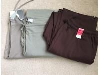 3 pairs jogging bottoms size 16-18 new with tags