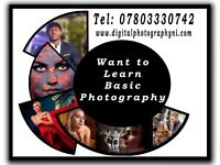 Basic Photography Classes
