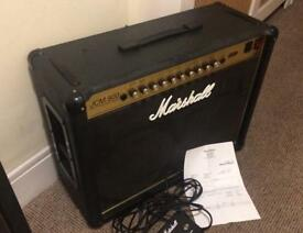Marshall JCM900 Hi Gain Dual Reverb Valve Combo Amp 2 x 12, Serviced - CAN DELIVER